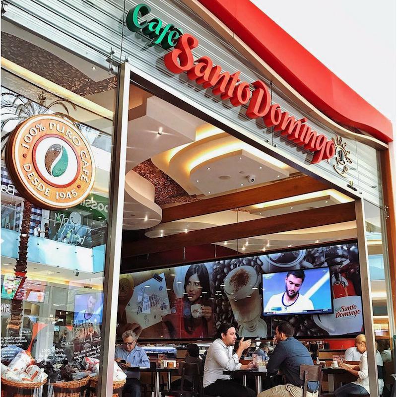 Café Santo Domingo Menú Teléfono Y Precios Del Restaurante