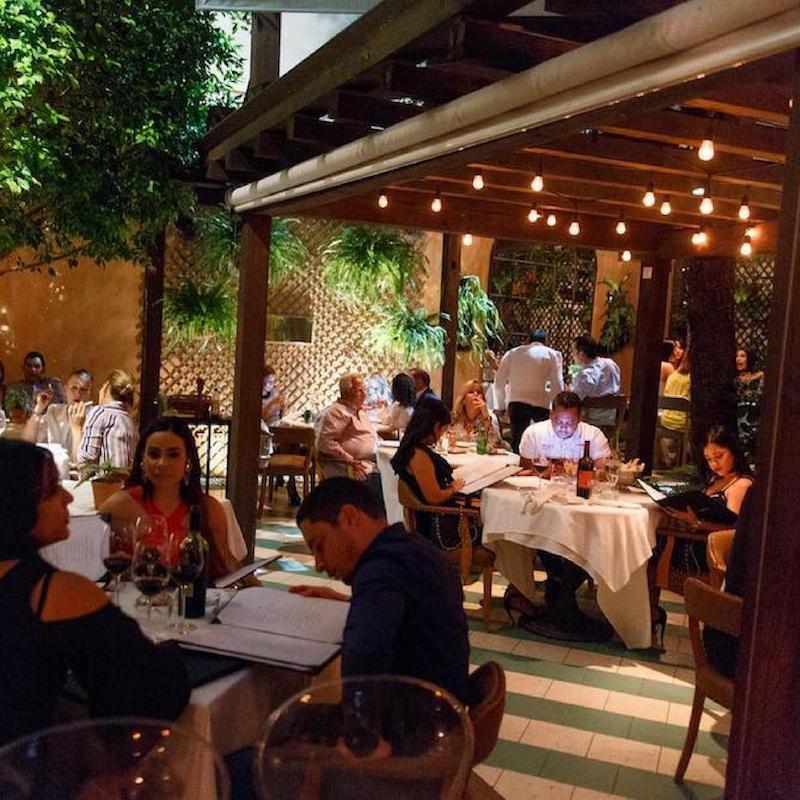 La Cassina Menú Teléfono Y Precios Del Restaurante
