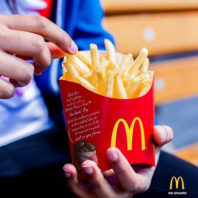 McDonalds. Menú, Teléfono Y Precios Del Restaurante