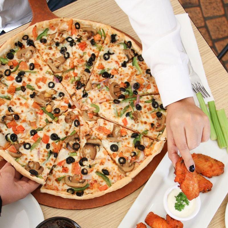 Pizza Hut. Menú, teléfono y precios del restaurante