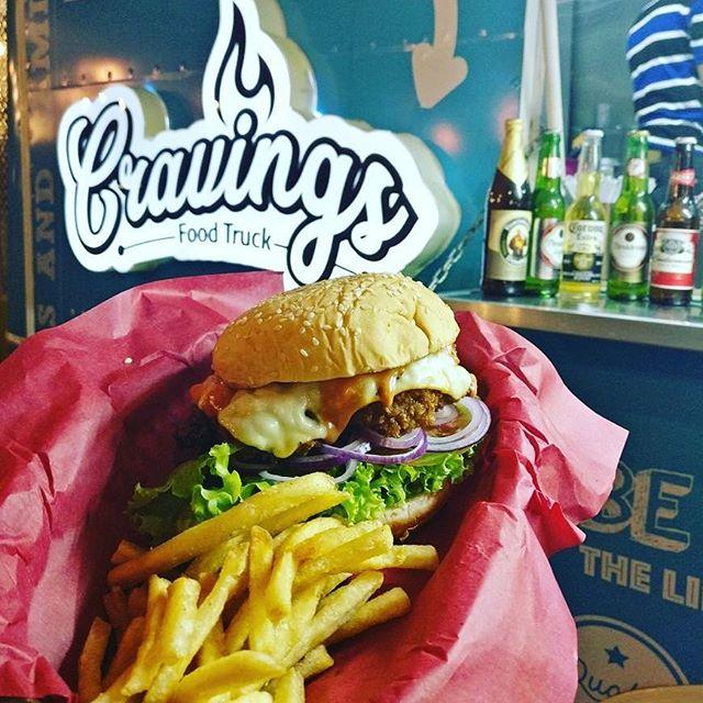 Cravings food truck menú teléfono y precios del restaurante