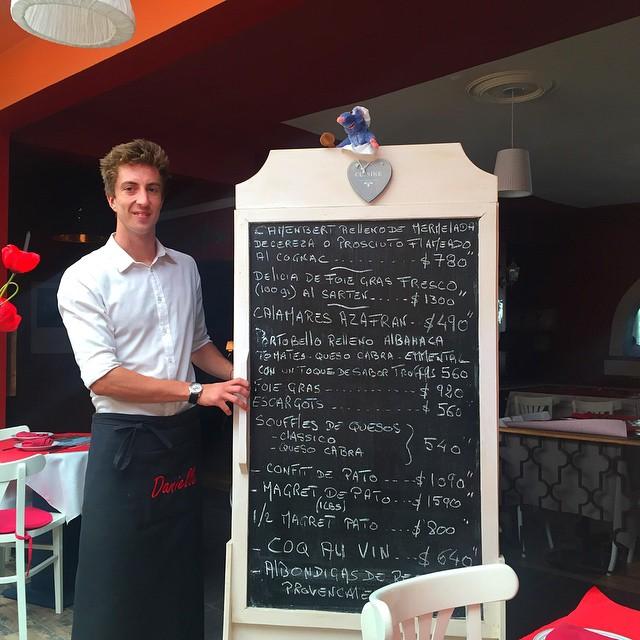 Mi experiencia en el restaurante franc s danielle en santo for Restaurante frances
